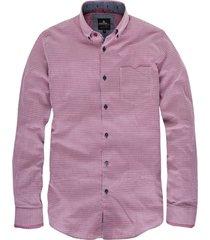 vanguard overhemd raspberry