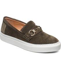 sport 11133 loafers låga skor grön billi bi