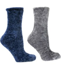 minxny women's velvet soft fuzzy aroma sole slipper socks, 5 piece