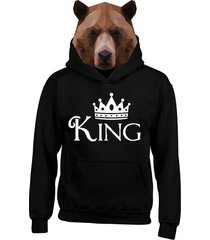 buzo chaqueta hoodies  king