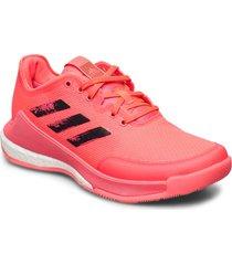 crazyflight w tokyo shoes sport shoes training shoes- golf/tennis/fitness rosa adidas performance