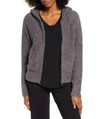 women's barefoot dreams cozychic(tm) zip hoodie