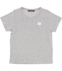 acne studios grey t-shirt