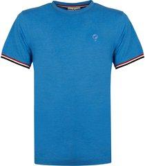 q1905 t-shirt katwijk kobalt