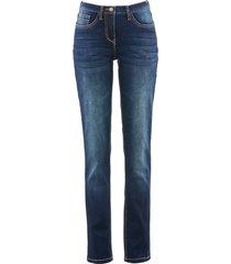 jeans multistretch straight (blu) - john baner jeanswear