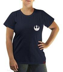 camiseta aliança rebelde