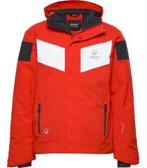 kelo m jacket outerwear sport jackets röd halti