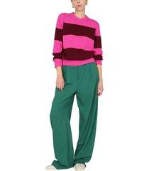 paul smith striped sweater