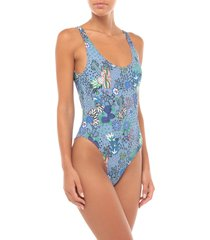 hilfiger collection one-piece swimsuits