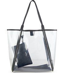 trinity clear beach tote
