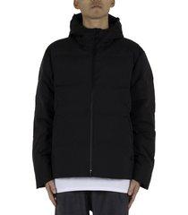 jackson glacier jacket - black