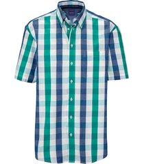 overhemd babista groen::blauw::wit