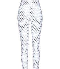 leggings a pois (bianco) - bpc selection
