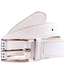 cinturon yersey blanco carven
