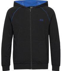 mix&match jacket h hoodie svart boss