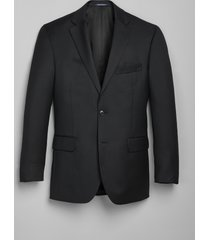jos. a. bank men's 1905 navy collection slim fit suit separates jacket - big & tall, black, 48 x long
