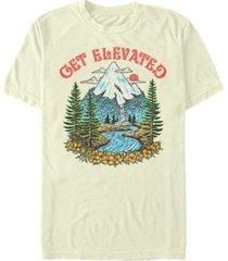 men's generic additude get elevated short sleeve t-shirt