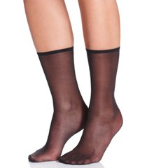 hue women's sheer anklet socks