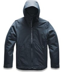 chaqueta inlux insulated azul the north face