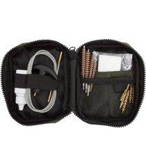 kit limpeza de 12 peças para pistola e carabinas de pressão