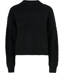 tröja weet r knit wmn l/s
