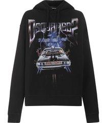 dsquared2 d2 space sweatshirt