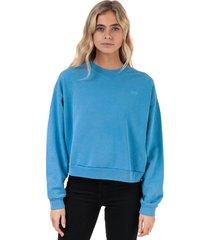 womens diana crew neck sweatshirt
