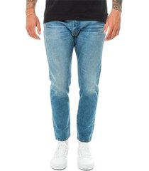 lim taper fit jeans-all season tech