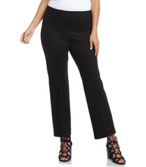 plus size women's karen kane wonder knit pants