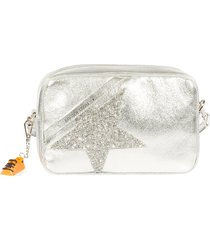 golden goose embellished star shoulder bag