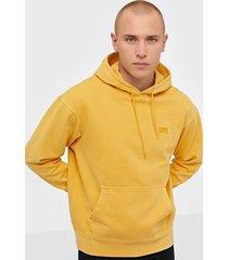 levis authentic po hoodie authentic tröjor yellow/orange