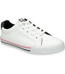 tenis blanco north star young r mujer