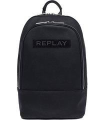 bolso para hombre big bag with zipper replay