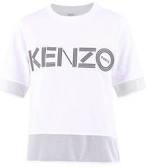 kenzo branded t-shirt