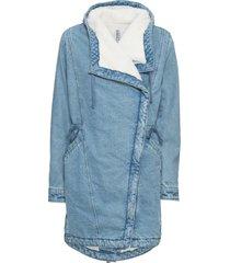 cappotto di jeans (blu) - rainbow