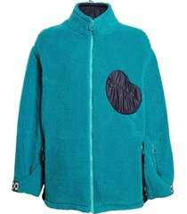 equipment fleece jacket