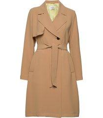 outdoor jacket no wo trench coat rock beige gerry weber edition