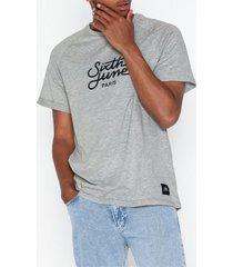 sixth june tee t-shirts & linnen ljusgrå