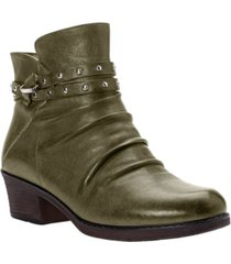 propet women's roxie ankle booties women's shoes