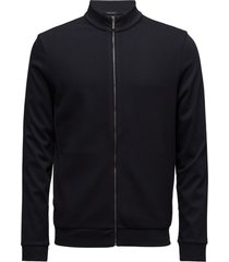 skiles 02 sweat-shirt trui zwart boss