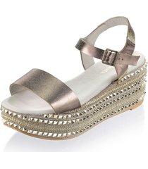sandaletter alba moda natur