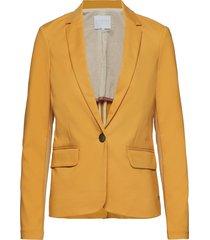 suit jacket blazer kavaj gul coster copenhagen