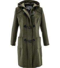 cappotto in misto lana (verde) - bpc bonprix collection