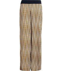 anna van toor pantalon 26b02-02601502/2 geel