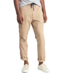 pantalon relaxed fit beige polo ralph lauren