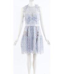 2018 lace ruffle halter dress
