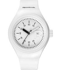 reloj icon ghost blanco reebok