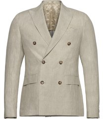 1672 - ringo db 1/2 normal blazer colbert beige sand