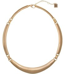 laundry by shell segal collar necklace