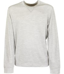 brunello cucinelli lightweight sweatshirt style sweater cotton and silk